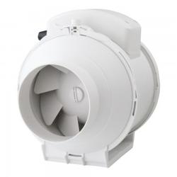 Rohrventilator Rohrlüfter Ventilator Kanallüfter ø100mm Gebläse Einschub aRil 0018