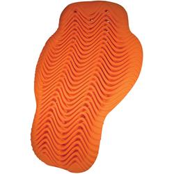 Klim D3O Viper Stealth Level 1 Motorrad Rückenprotektor, orange