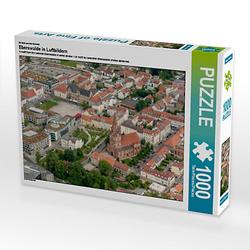 Eberswalde in Luftbildern Lege-Größe 64 x 48 cm Foto-Puzzle Bild von Ralf Roletschek Puzzle