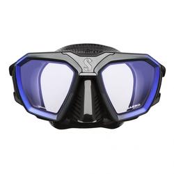 Scubapro Tauchmaske - D-Mask - Blau Schwarz - Gr: S