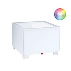 Moree LED Stehlampe Ora LED Tisch Pro mit Akku Weiß Tische
