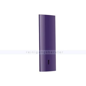 CWS Panel für Seifenschaumspender Paradise Foam Slim lila verschiedene Farben für ein stilvolles Ambiente