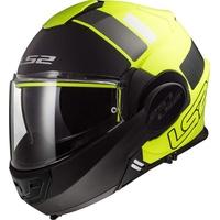 LS2 FF399 Valiant Prox Matt-Yellow/Black