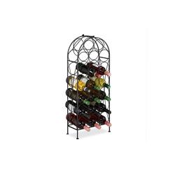 relaxdays Weinregal Weinregal für 20 Flaschen