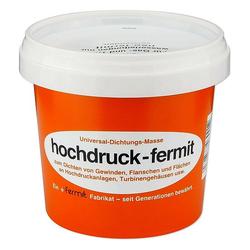 HOCHDRUCK-FERMIT Dichtungskitt - für Hochdruckanlagen - Dose 500 g