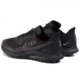 Nike Zoom Pegasus 36 Trail GTX M black/thunder grey/total orange 47,5
