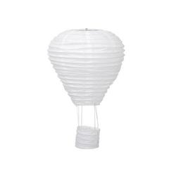 Papierballon weiß(D 85 cm)
