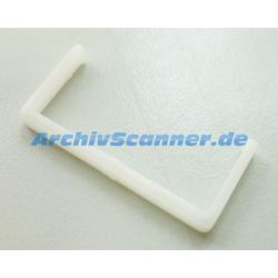 Klammer für Glasscheibe fü DR-5010C, DR-6030C