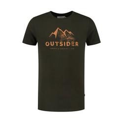 Shiwi T-Shirt Outsider (1-tlg) L
