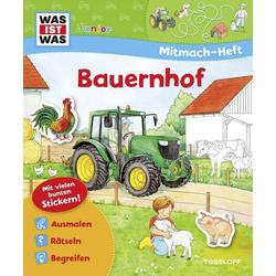 WIW Jun. Bauernhof Mitmach-Heft