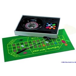 Philos - Roulette Set Deluxe mit Bakalit-Teller