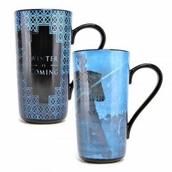 Övriga varumärken Game Of Thrones Latte-Tasse Wärmeempfindlich