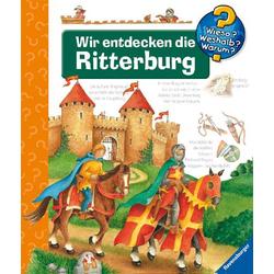 WWW 11 Wir entdecken die Ritterburg
