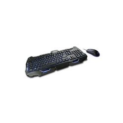 CSL Morpheus mit Beleuchtung Tastatur- und Maus-Set, (Set)