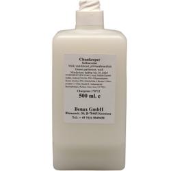 Cleankeeper Milde Seifencreme, 500 ml - Flasche -C-, weiß, Zitronenduft