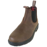 Blundstone Unisex-Kinder Kid's Blunnies Chelsea-Stiefel, Antique Brown, 32 EU