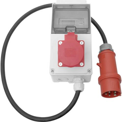 Kalthoff 725210 Mobiler Stromzähler digital MID-konform: Ja 1St.