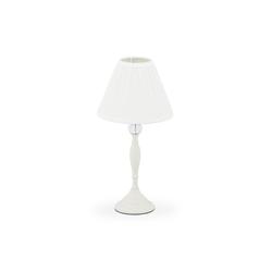 relaxdays Nachttischlampe Kristall Tischlampe