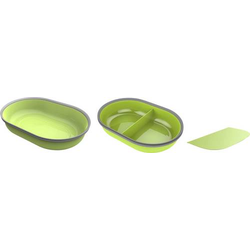 SureFeed Pet bowl Set Futterschalen Set Grün 1St.