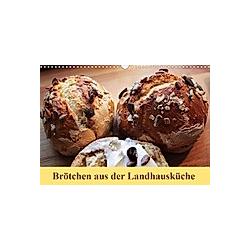 Brötchen aus der Landhausküche (Wandkalender 2020 DIN A3 quer)
