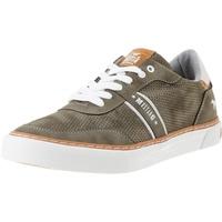 MUSTANG Shoes sportlicher Schnürer Schnürschuh grau 40