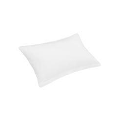 Matratzen Concord Kissenbezug Select Luxus Satin weiß 40x60 cm