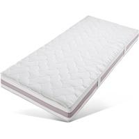 Hn8 Schlafsysteme Taschenfederkernmatratze »Dynamic Gelschaum TFK 26«, Hn8 Schlafsysteme, 26 cm hoch, 500 Federn, Qualität aus dem Schwarzwald, 160 cm x 200 cm x 26 cm 160 cm x 200 cm x 26 cm