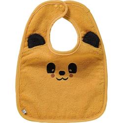 pippi Lätzchen Baby Lätzchen gelb
