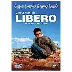 Lieber wär ich Libero - DVD  Filme