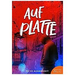 Auf Platte. Peter Mannsdorff  - Buch