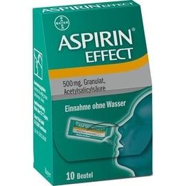 BAYER Aspirin Effect Granulat 10 St.