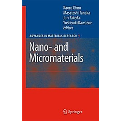 Nano- and Micromaterials - Buch