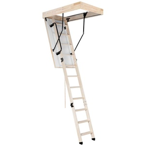 Bodentreppe PS Oman Thermo 110x60 Speichertreppe Treppe Handlauf