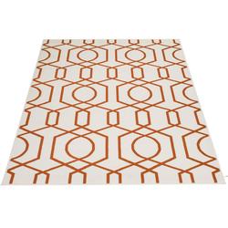 Teppich Nelda, andas, rechteckig, Höhe 10 mm, Wohnzimmer beige 160 cm x 230 cm x 10 mm