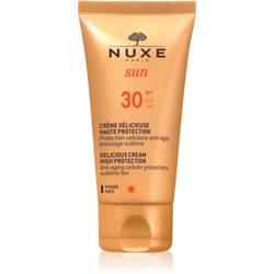 Nuxe Sun Sonnencreme fürs Gesicht SPF 30 50 ml