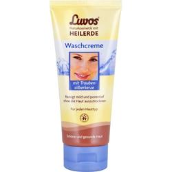 LUVOS Naturkosmetik mit Heilerde Waschcreme 100 ml