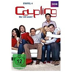 Coupling - Wer mit wem? - Staffel 4 - DVD  Filme