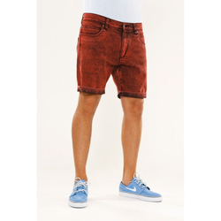 Shorts REELL - Palm Short Colored Red (COLORED RE) Größe: 32
