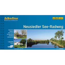Bikeline Neusiedler See-Radweg als Buch von