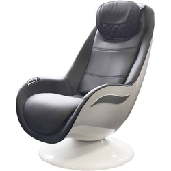 Medisana RS650 Massagesessel 100W Schwarz, Weiß