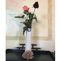 Vase, 33-34 cm hoch, Unikat 3, Keramikgeschirr günstig - BSN 15148