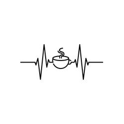 queence Wanddekoobjekt Kaffee