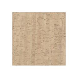 Bodenmeister Korklaminat weiß, Packung, ohne Fuge, 90 x 30 cm Fliese, Stärke: 10,5 mm