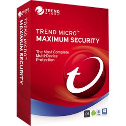 Trend Micro Maksymalne bezpieczeństwo 2019