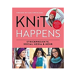 Knit happens - Stricken mit Susi Strickliesel. Susi Strickliesel  - Buch