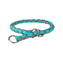 TRIXIE Hunde-Halsband Cavo ZugStopp, Nylon 1 cm x 36 cm