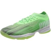 Puma Adrenalite 1.1 Fußballschuh, Elektro Green Schwarz Weiß, 45
