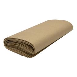 VARIOSAN Bio Kompostbeutel 11763, 10 L, 60 Stück, Kraftpapier, braun