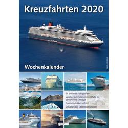 Kreuzfahrt 2020
