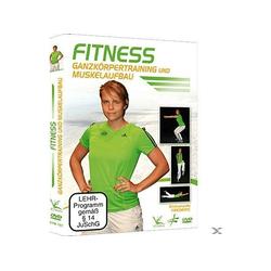 Fitness Ganzkörpertraining und Muskelaufbau DVD